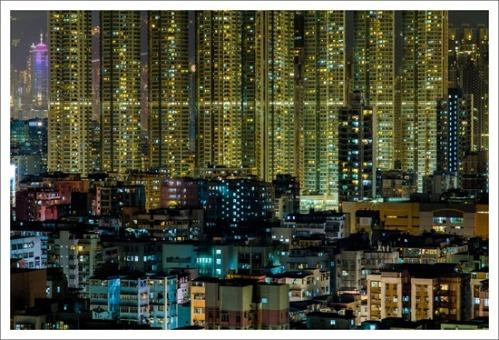 深水埗夜景(來源: Ulikela)
